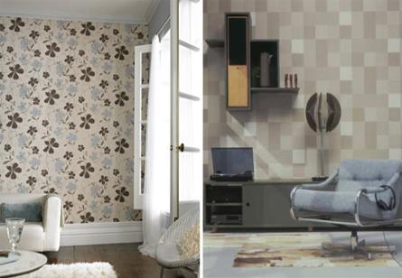 Papel de pared ecol gico - Papeles decorativos para cocinas ...