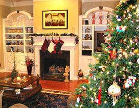 Como decorar nuestra casa en la navidad manualidades - Adornar casa para navidad ...