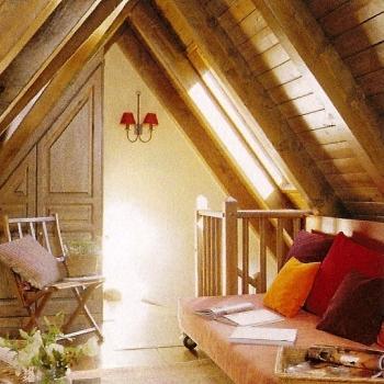 C mo decorar una buhardilla - Casas con buhardilla ...