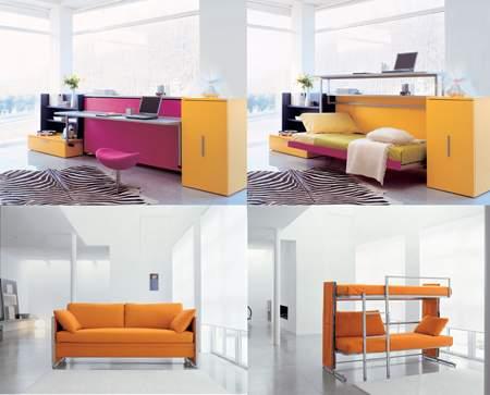 Las mejores camas taringa for Sofa que se hace litera
