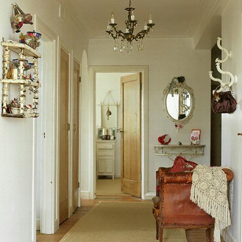 Estilo 39 vintage 39 para tu hogar for Casas estilo vintage