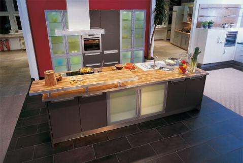 Cocinas modernas funcionales y con estilo - Cocinas funcionales y modernas ...