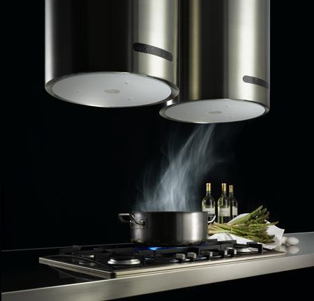 La campana extractora es el secreto para tener una cocina for Campanas de cocina de diseno