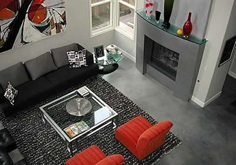 Suelos de cemento pulido o microcemento for Suelos de cemento para interiores