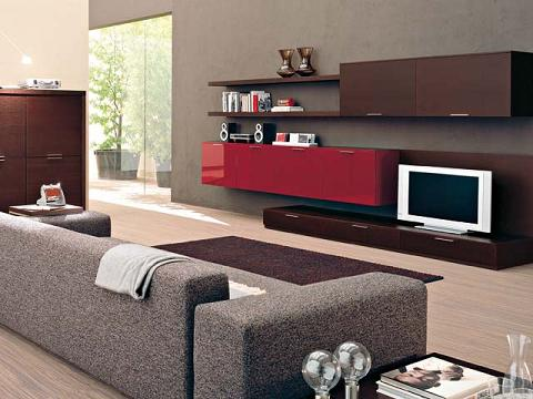 decoracin con muebles italianos