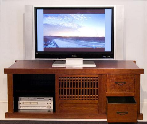 mueble estilo oriental: