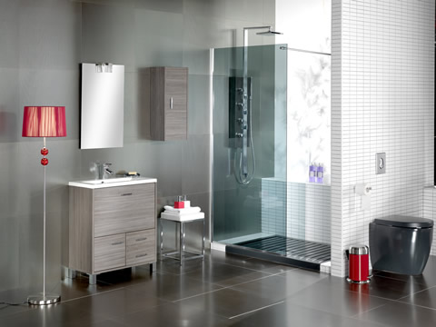 cuarto de baño Pin