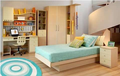 Muebles para ni os - Muebles para cuartos de ninos ...
