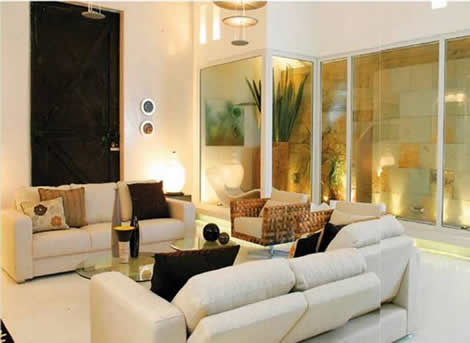 10 ideas para espacios reducidos for Espacios interiores de casas