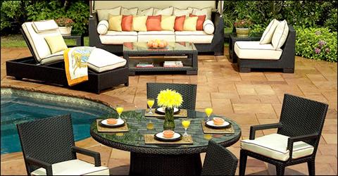 Mantenimiento de muebles de exterior - Muebles exterior barcelona ...