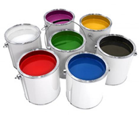 Tipos de pintura - Tinte para pintura ...