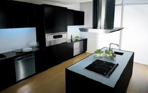 Campanas extractoras para la cocina - Campanas modernas para cocina ...