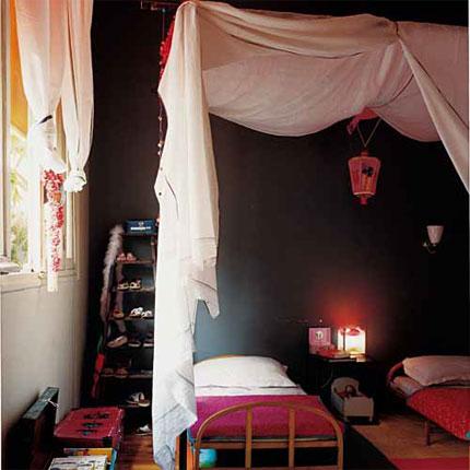Decorablog revista de decoraci n - Doseles para camas ...