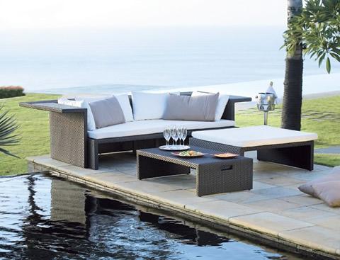 Muebles de exterior - Muebles de resina para exterior ...