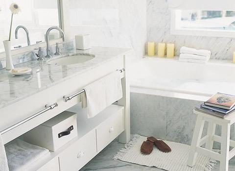 decorar bano 1 Tradicional baño Interior diseño