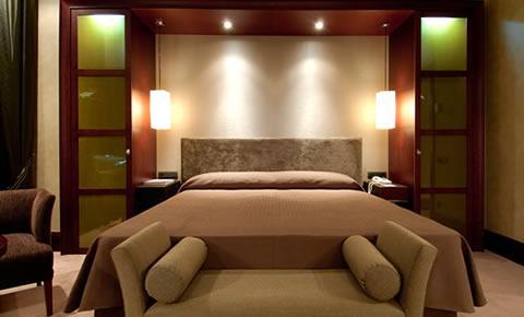 Decoraci n en habitaciones de hoteles Detalles en habitaciones de hotel
