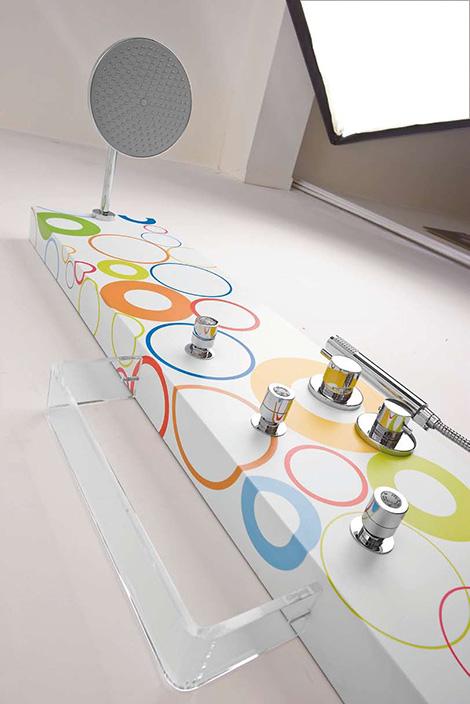 Paneles de ducha decorativos - Paneles decorativos bano ...