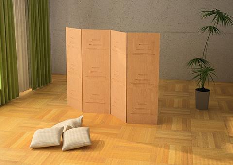Siempre es primavera agosto 2011 - Biombo de carton ...