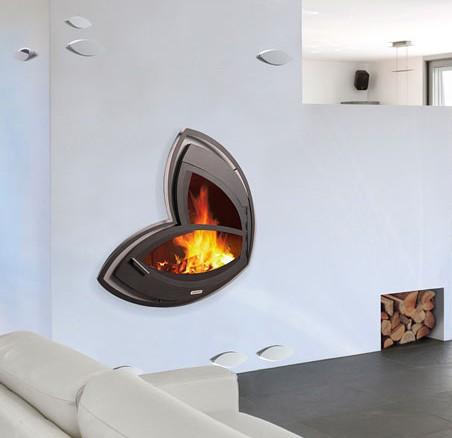 arkiane una empresa francesa que se dedica al mundo de las chimeneas es el ejemplo de este adelanto tecnolgico y decorativo el diseo de los dos modelos