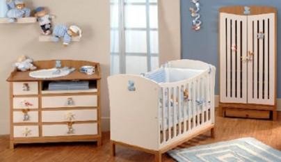 dormitorios unisex para beb s