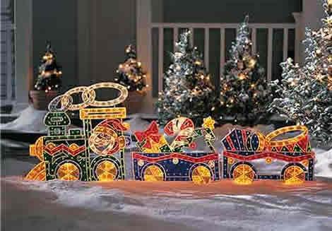 Decoraci n navide a para exteriores - Decoracion navidena para exteriores ...