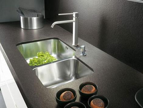 Encimeras de cocina for Mejor material para encimeras de cocina