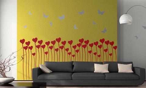 paredes de juveniles