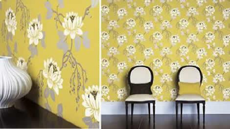 Empapelar paredes for Empapelar pared