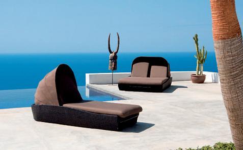Muebles de exterior kettal respetuosos con el medio ambiente for Kettal muebles jardin