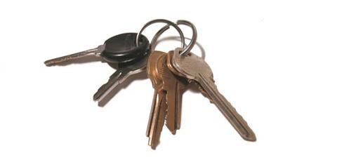 Las llaves maestras for Tipos de llaves de puertas