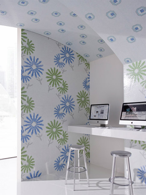Azulejos para decorar paredes - Colocar azulejos sobre azulejos ...