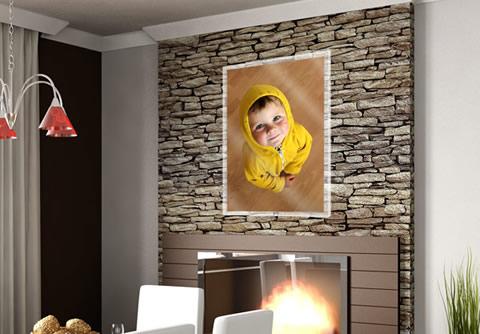 Decoraci n con obras de arte - Pinturas decoracion salones ...