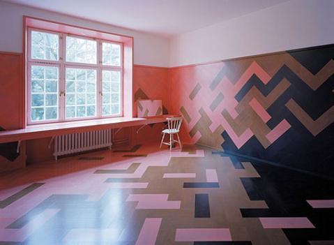 Interiores multicolor - Tipos de suelo para casa ...
