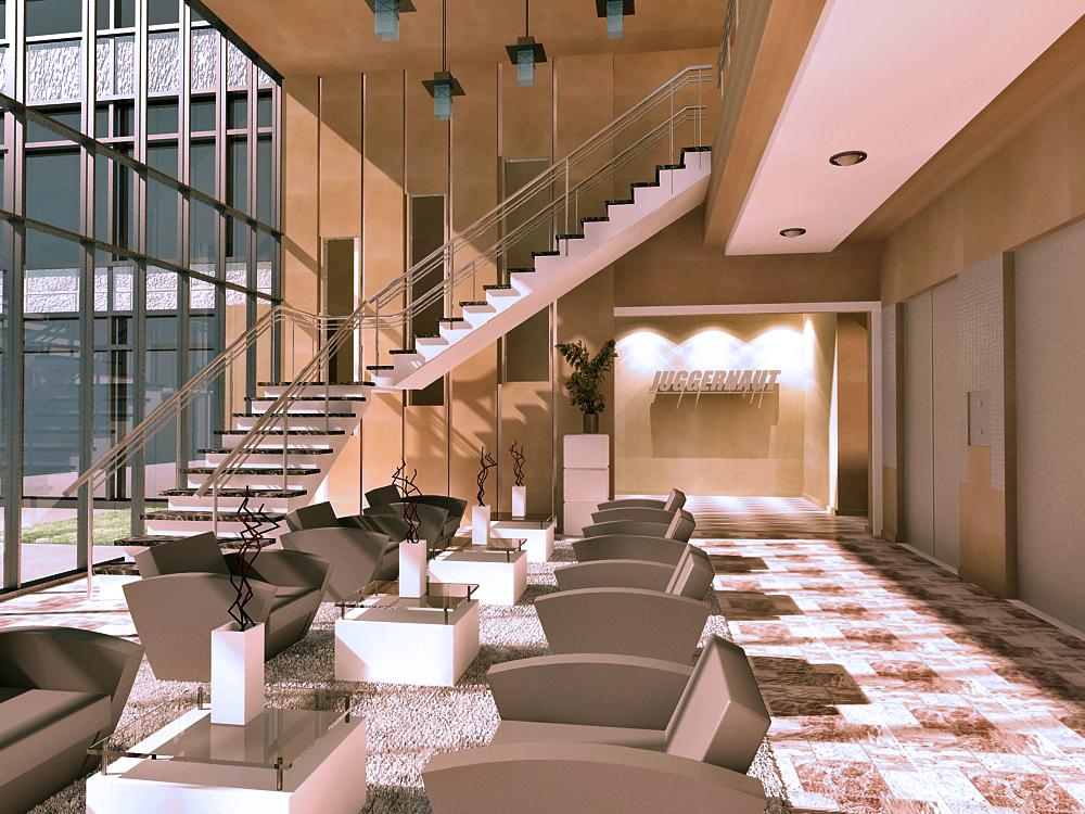 Dise o de casas con autodesk 3d studio max taringa - Diseno de casas 3d ...