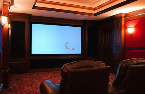 Sala de cine en casa mercadeo web en medell n - Sala de cine en casa ...