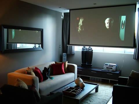 Imagenes de la sala de una casa imagui - Fotos salas de cine en casa ...