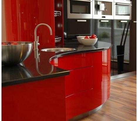 Cocina ferrari for Modern kitchen designs 2009