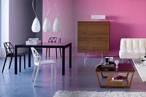 Salones modernos - Pintura para salones modernos ...