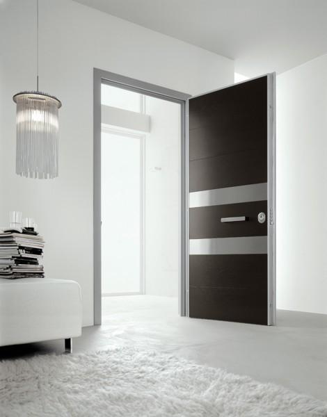 puerta moderna 2 Pintar puertas