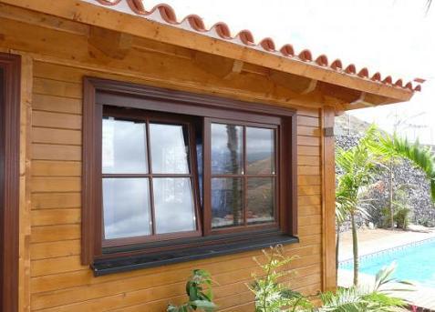 Fotos de ventanas de madera para imagui for Ventanas en madera