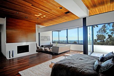 Casa de lujo moderno en beverly hills for Casa de lujo minimalista y espectacular con piscina por a cero