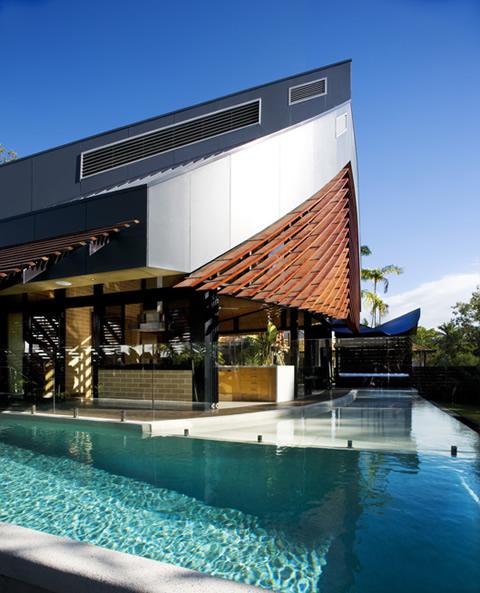 Casa contempor nea en australia for Home architects near me