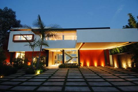 Casa de lujo en los ngeles for Casas modernas los angeles