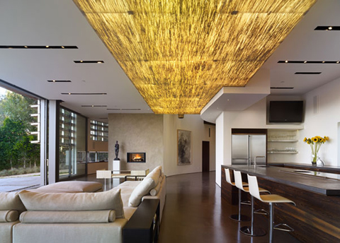 Moderna casa de lujo en malibu for Lujo interiores minimalistas