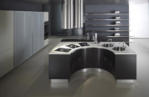 Maxima, una cocina ergonómica y de diseño