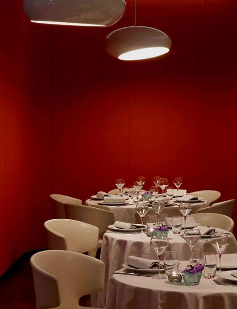 Decoraci N De Lujo Para Un Restaurante