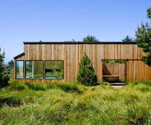 Casa de madera natural - Casas de madera natural ...