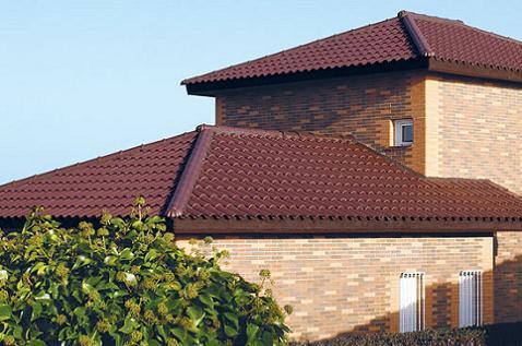 Los tejados de hormig n - Clases de tejas para tejados ...