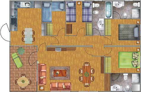 Planos de casas prefabricadas - Habitaciones prefabricadas economicas ...