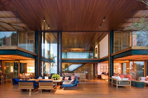 Casa de lujo en playas de brasil - Inside luxury beach homes ...